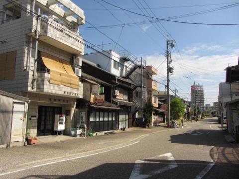 旧東海道 名古屋市熱田区内田町