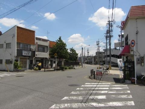 旧東海道 名古屋市瑞穂区荒崎町