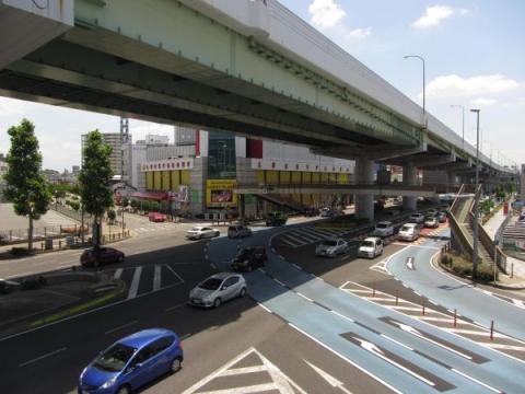 松田橋交差点