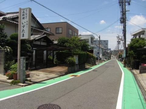 山崎の長坂