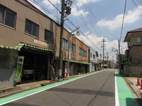 旧東海道 名古屋市南区呼続3丁目