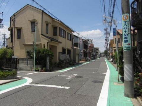 鎌倉街道古道