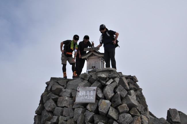 奥穂高岳_0287