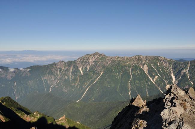奥穂高岳_0599