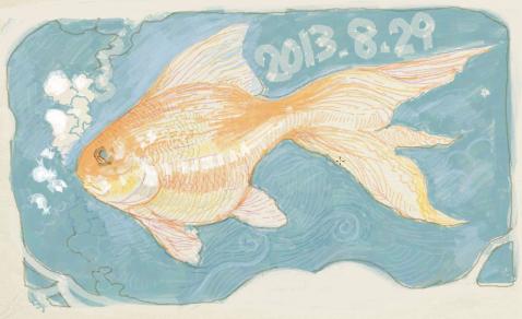 odo金魚