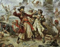山賊が海賊より弱い理由