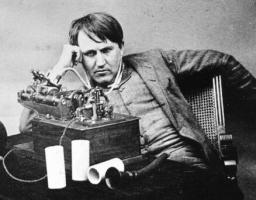 努力厨「エジソンも天才は1%のひらめきと99%の努力と言ってる」