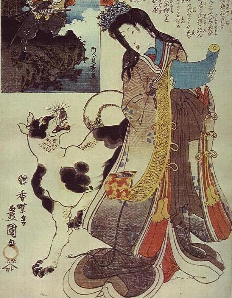 日本の妖怪、神様で十二支決めよーぜ