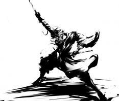 るろ剣の志々雄真実って刀に油付けてたけど