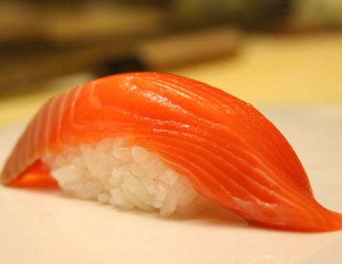 「寿司 鮭」の画像検索結果