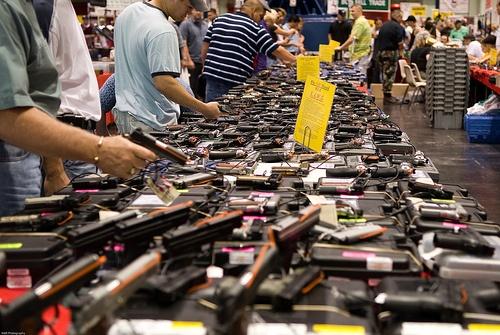 アメリカの銃社会怖すぎだろ・・・