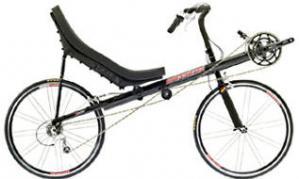 最速自転車「リカンベント」はやすぎwww