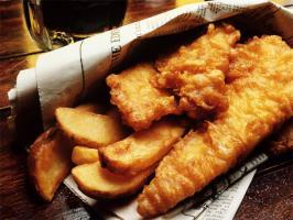 よくイギリス料理はまずいとか言うけどさ