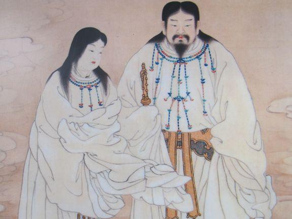 日本の神教について教えてくれ