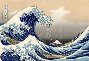 誰でも知ってる七大名画「モナリザ」「神奈川沖浪裏」とあと五つは?