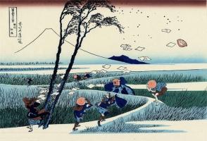 ヨーロッパの画家達が日本の浮世絵を見てビビったらしいけど