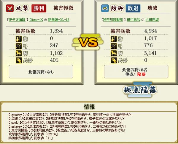 最後の盟主戦1