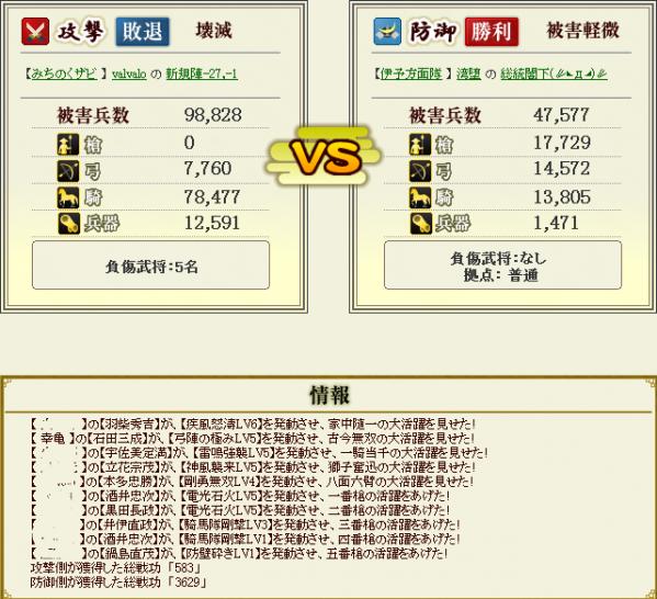 盟主防衛戦5