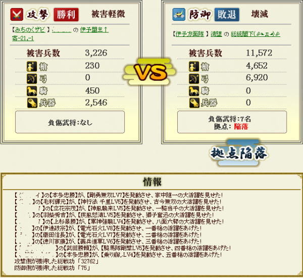 盟主防衛戦8