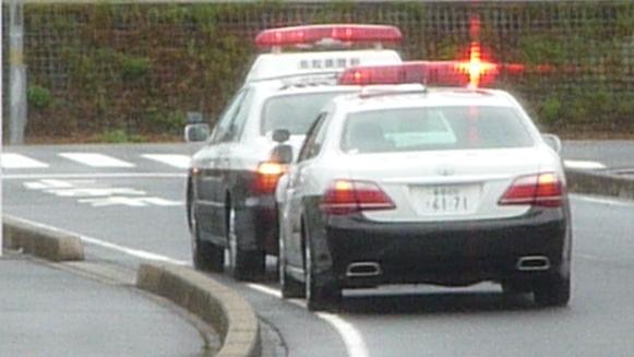 130824 自宅前鳥取警察(1)(1)