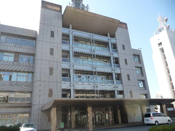 鳥取警察本部1(1)