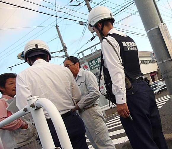 131001 帰社すると、鳥取警察署・学会員の猿芝居(3)編集済(1)