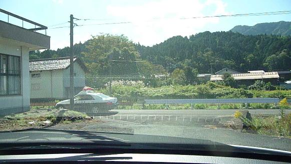 131017 仕事先鳥取県警察パトカー(5)