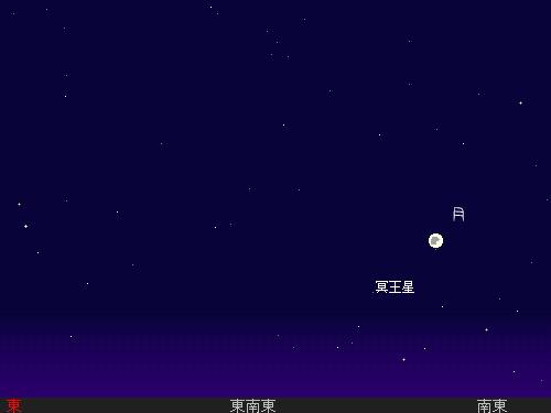 201306 23 満月スーパームーン