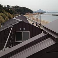 西ノ浜海の家4