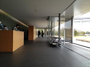 東山魁夷せとうち美術館1