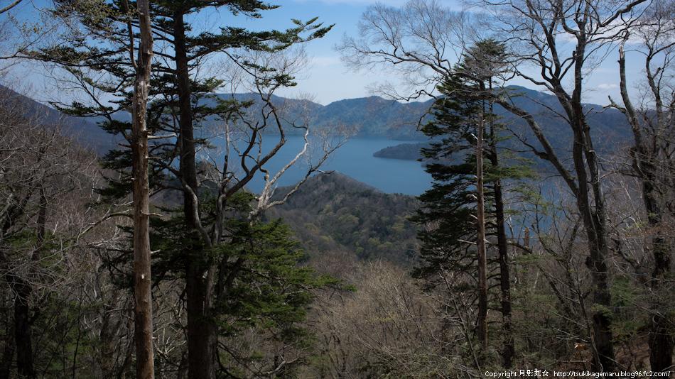 高山から中禅寺湖
