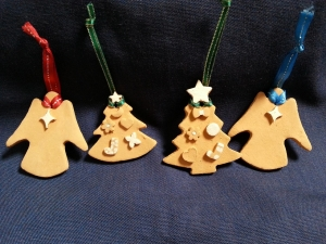 クリスマスオーナメントツリー
