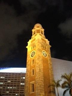 香港 時計台