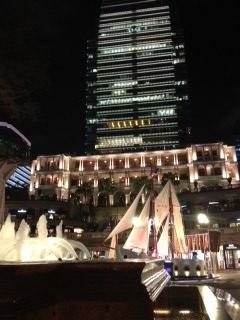 香港 ライトアップ