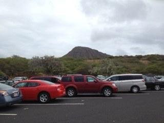 駐車場 ハナウマ