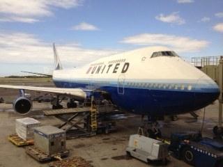 機材747