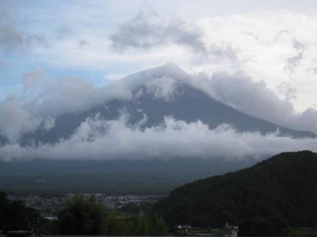 富士山、綺麗だね~