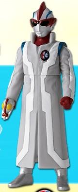 ドクターエッグ ソフビ人形