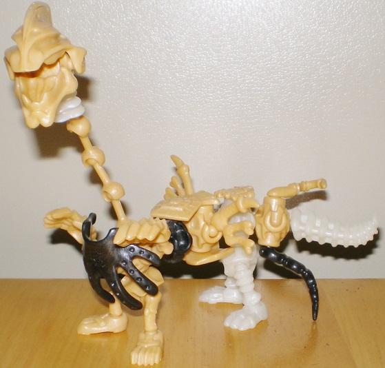 ウルトラボーン 恐竜?ドラゴン?