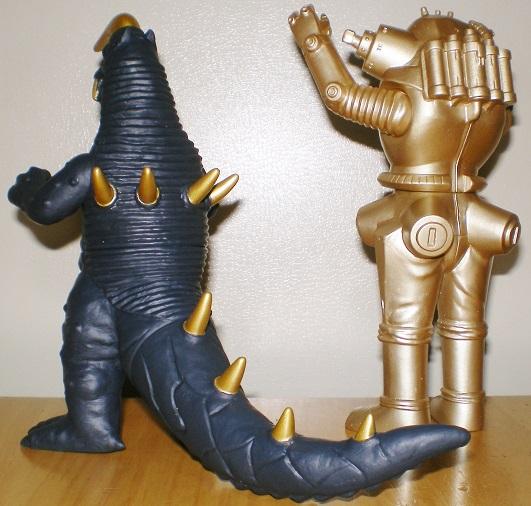 ウルトラ怪獣500 キングジョー、ブラックキング0