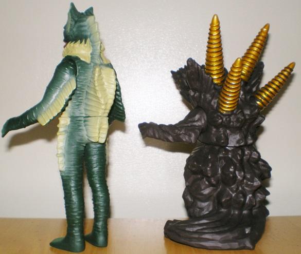 ウルトラ怪獣500 ラゴン、サンダーダランビア0
