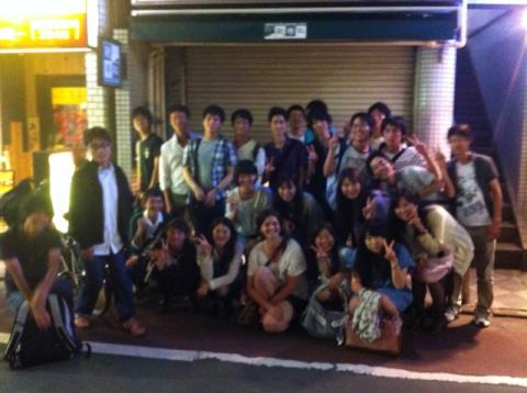 6/23 関東壮行会@鳥貴族下高井戸店