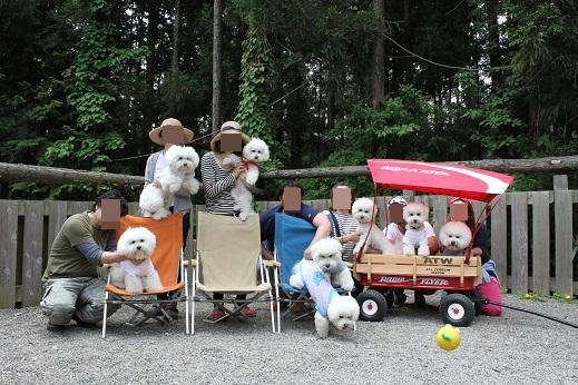 キャンプ三昧? (2)