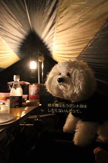 大雨キャンプ (1)