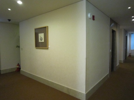 四角の小部屋