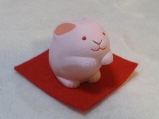 ピンクうさぎ
