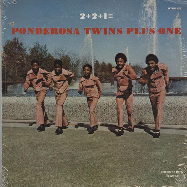 PONDEROSA TWINS PLUS ONE2013071001