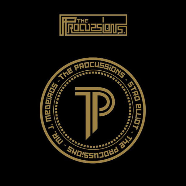 The Procussions - The Procussions EP