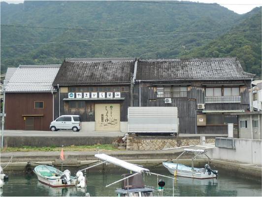 CMロケ地・ヤマヒラ醤油