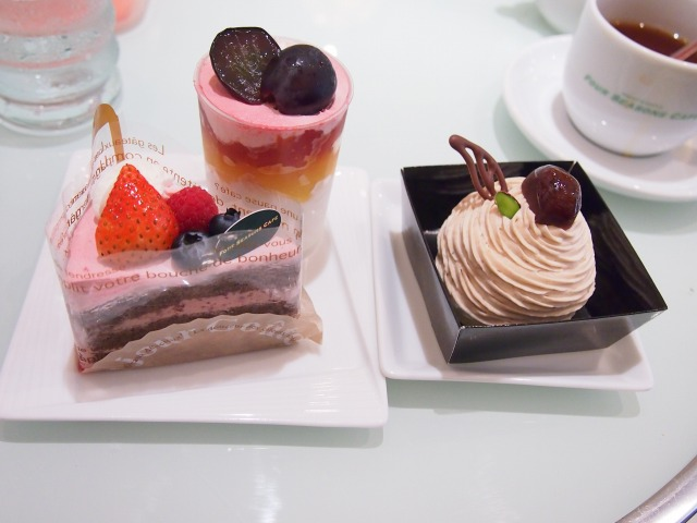 09ケーキ類@FOURSEASONS CAFE